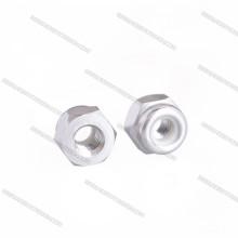 Hobbycarbon M3 Aço Inoxidável / Alumínio Lock Nut Press Porca Porca Sextavada