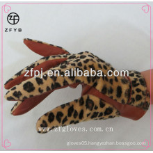 Fashion new style importers of leather gloves