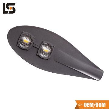Custom Made Aluminum Die Casting Street Road Iluminação Lâmpada Shade Parts