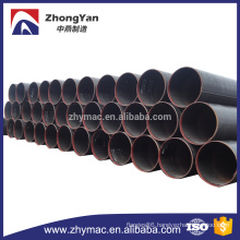ASTM A53 Gr.B carbon steel oil and gas pipe and tube made in China
