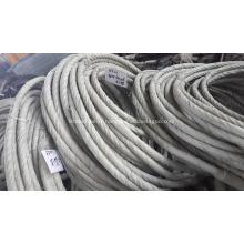 Câble métallique pour grue