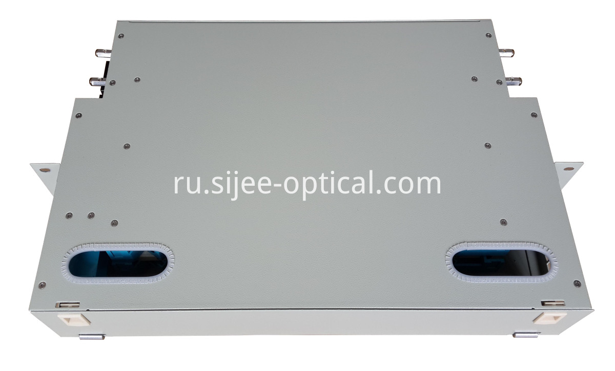 fiber optic distributon box