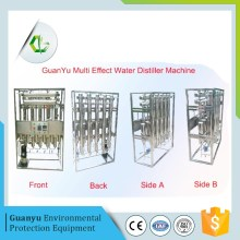 New Design Tubular Water Distillation System