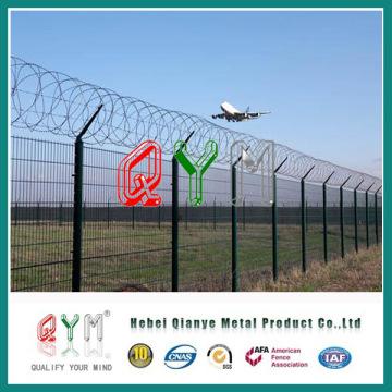 Atacado de cercas de aeroporto Qym