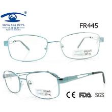 Moldura de óculos de metal de estilo clássico (FR445)