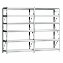 Гараж для хранения потолок стойку для хранения экономичных shelving пяди средств обязанности длинний шкаф хранения пакгауза