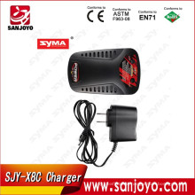 Original Lipo Charger, Syma parts for X8C RC Quadcopter Drone UFO UAV