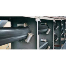 Economical Pipe Conveyor Belt / Tubular Conveyor Belt
