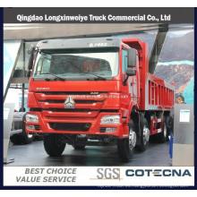 Nueva condición más caliente 4 * 2 Dongfeng cargador trasero camión compactador de basura