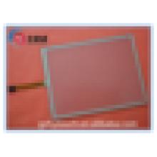 Panel de pantalla táctil de 4 hilos resistentes Fabricante