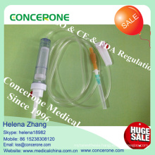 CE Approved High Quality Disposable Blood Transfusion Set