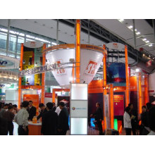 Custom double exhibition booth truss for sale and lease