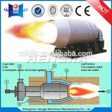 Control del PLC y hornilla de carbón pulverizado de encendido automático para caldera
