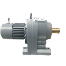 Right Angle Helical Bevel Gearbox Worm Drive Gearbox