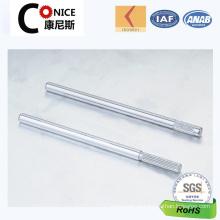 Proveedor de China CNC Mchined piezas de acero