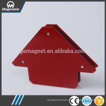 China fabricante de ouro de boa qualidade suporte de soldagem de ângulo magnético