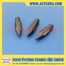 Precisão SMT Ceramic Nozzle Tip Chining