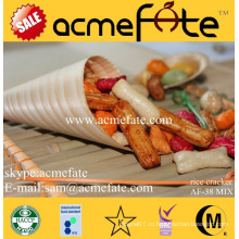 Acmefate Популярные закуски Смешанные рисовые крекеры