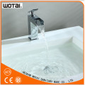 Mitigeur lavabo fini bassin chromé (GS3001-BF)