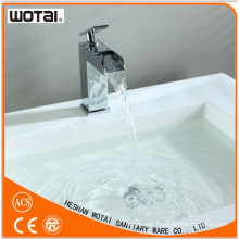 Single Lever Deck Mounted Basin Faucet