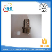 stainless steel tube fitting hose coupling with manufacturing company