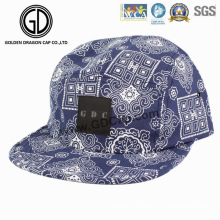 2016 Cool Design Hat Popular Camper Snapback Cap with Printing