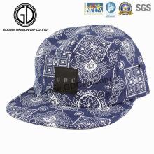 2016 прохладный дизайн шляпа популярные Кемпер Кепка с печатью