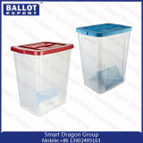 Jyl-Bb013 Plastic Ballot Box for Voting