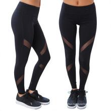 Women Yoga Sportswear fitness yoga pants leggings blue leggings manufacturer