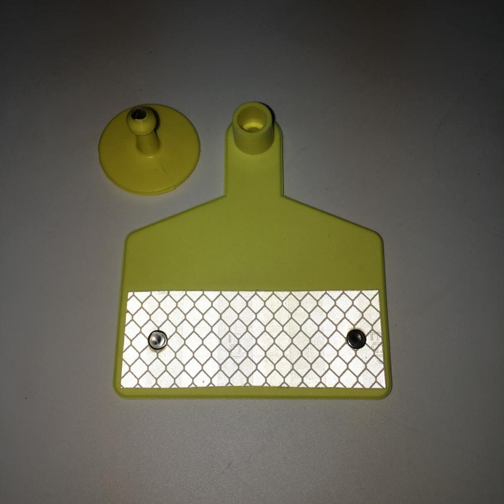 Reflective Ear Tag For Cattle 8273 2