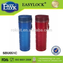 Newest Insulated Double Wall Plastic Sport bottle