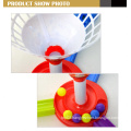 Educational play toy indoor shooting children game
