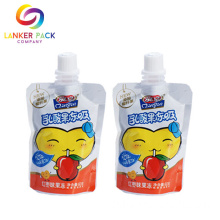 FAD Approved Doypack Juice Pouches ที่ได้รับการอนุมัติจาก FAD