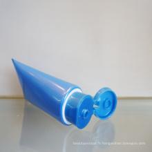 Casser sur Rabat capuchon supérieur avec Tubes PE pour l'emballage cosmétique