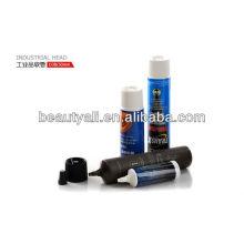 Amostragem livre pequenos tubos de plástico para amostra de cosméticos
