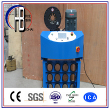 Ce 51mm 10 Free Dies Flexible Spiral Hose Crimp Machine