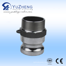 Stainless Steel Male Thread Quick Joint
