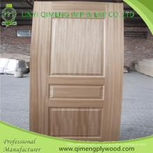 Espesor 3,2 mm 4,2 mm Cara de madera cara HDF piel de puerta moldeada