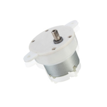 6 RPM Gear Motor With Plastic Gearbox