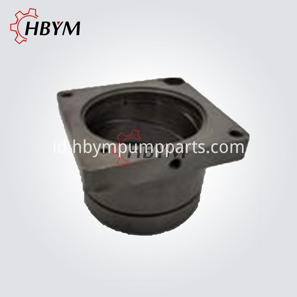 Pm Q90 Support Flange