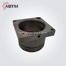 Putzmeister Concrete Pump Q90 Tragflansch