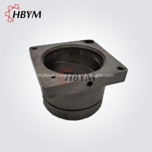 Putzmeister Concrete Pump Q90 Support Flange