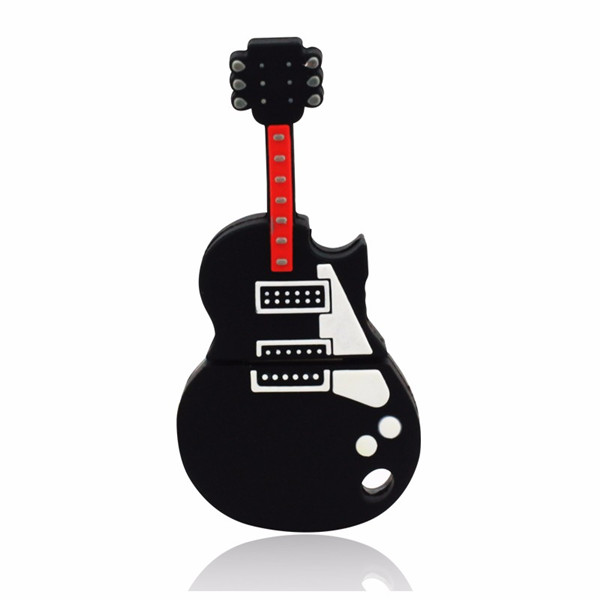 Custom Guitar Memory Usb