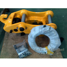Manual Quick Hitch for Excavator