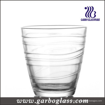 280ml Clear Whisky Glass Cup