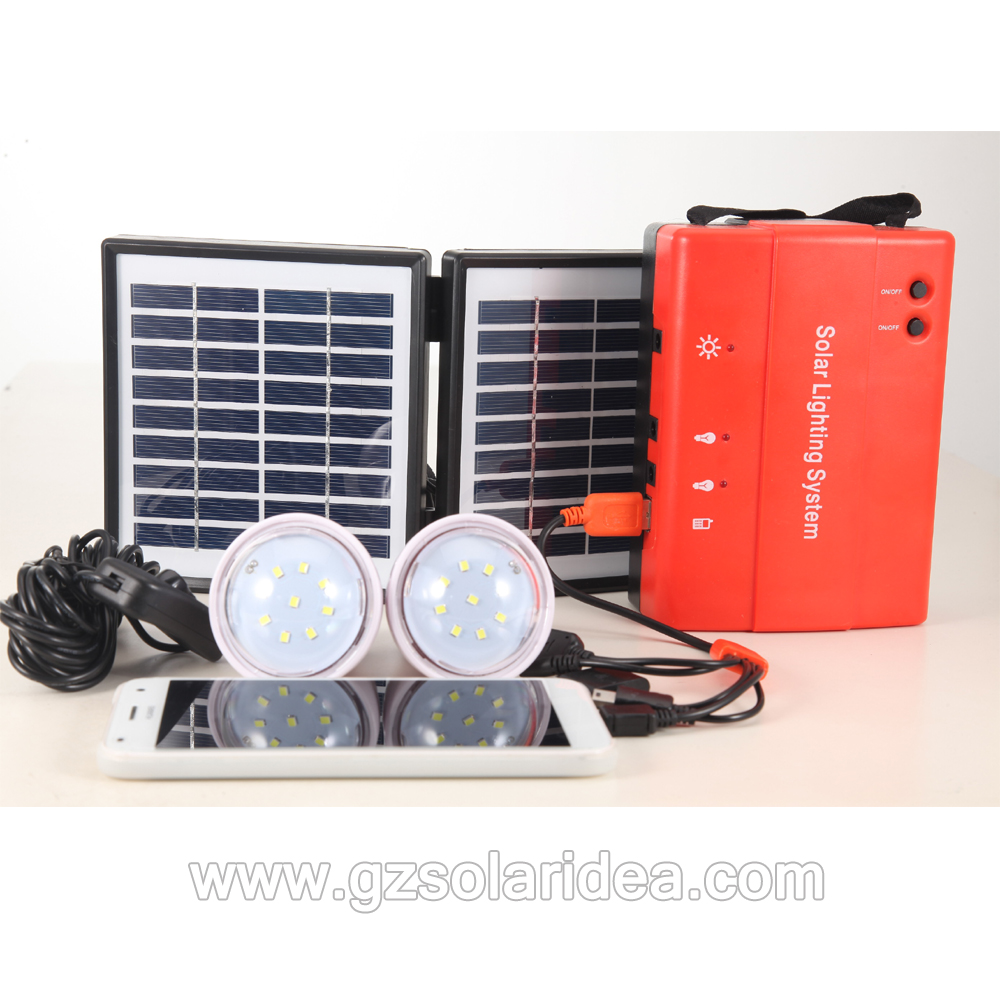 small solar power system