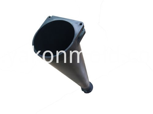 Plastic Injection Moulding Helicopter Accessory
