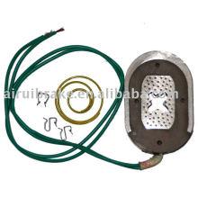 Электрический тормозной магнит
