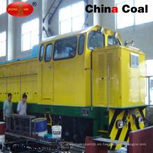 Locomotora minera Jmy600 Diesel locomotora hidráulica