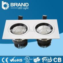 CE RoHS China-Fabrik zwei Köpfe 2 * 10W rechteckiges geführtes downlight